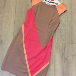 Maggy London Size 4 Sheath Dress